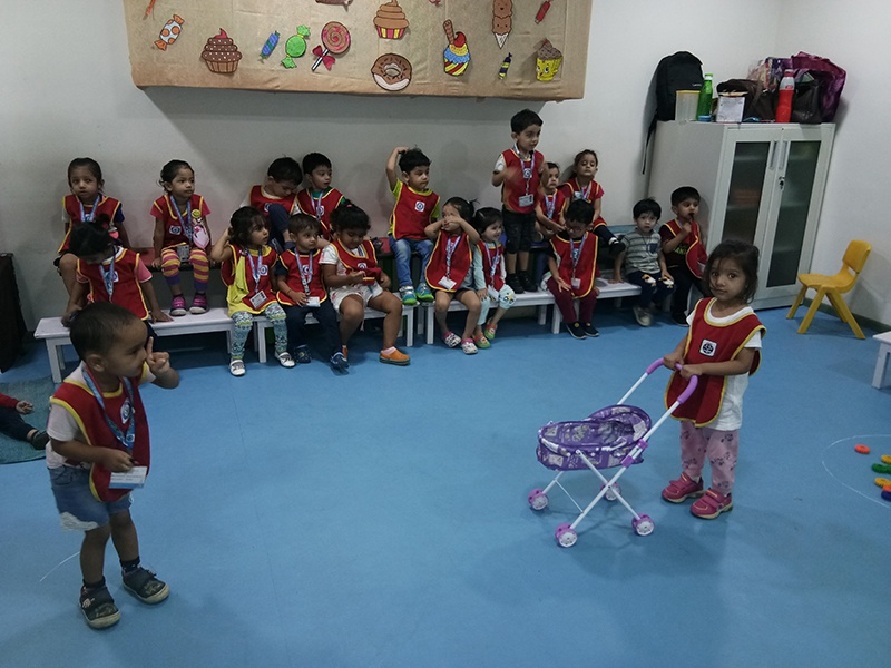 Toy Trolley Activities for Playgroup Students