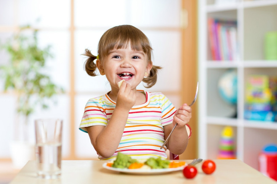 Up to 75% of each meal goes to building your baby's brain.