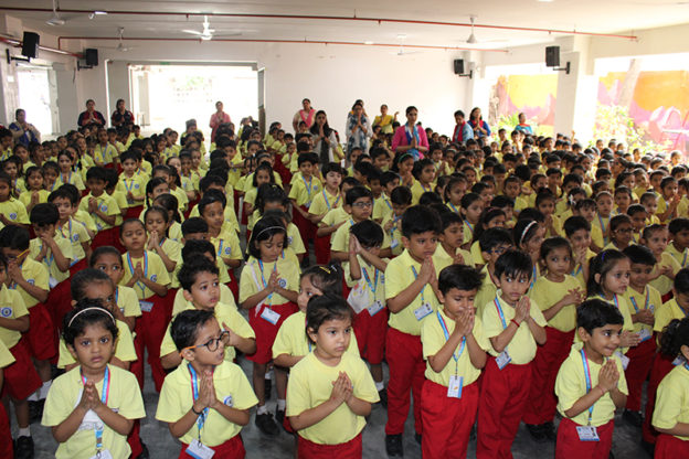 Satellite School Ahemdabad