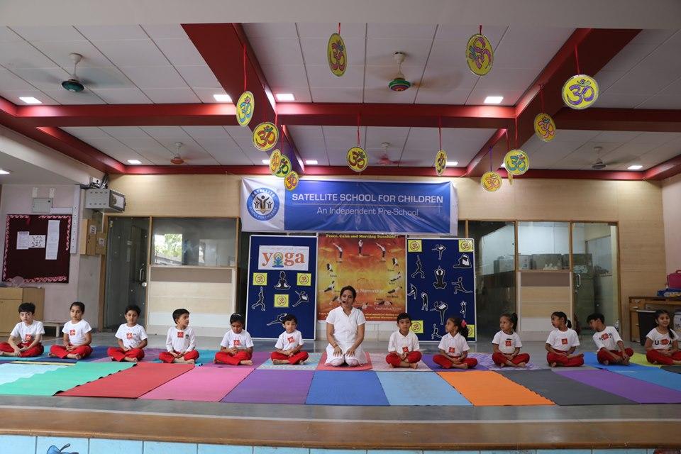 Satellite School Ahemdabad